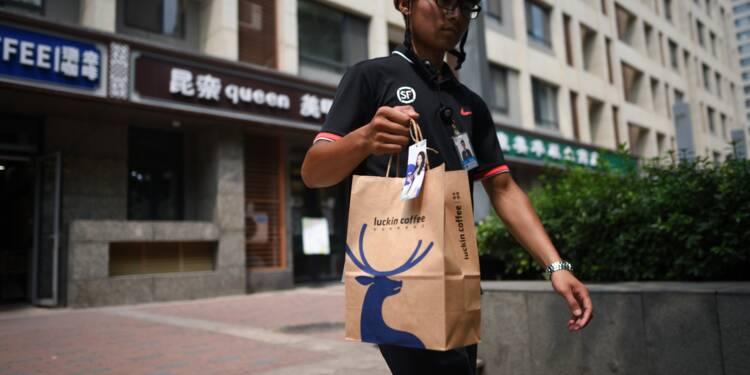 Le chinois Luckin veut détrôner Starbucks en Chine en 2019