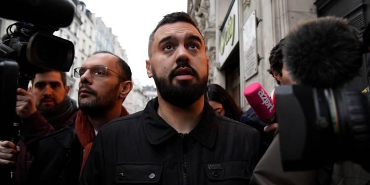 """""""Gilets jaunes"""": Éric Drouet dénonce une interpellation """"politique"""" avant de nouvelles manifestations"""