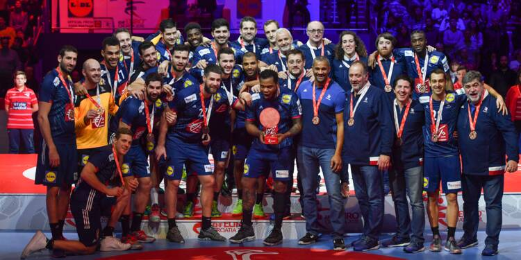 Hand: double mise au point slovène pour les Experts avant le Mondial