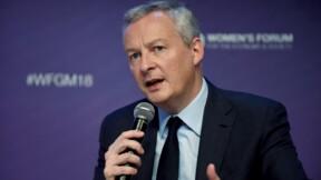 """Le Maire: refuser la fusion Alstom/Siemens serait une """"erreur économique"""""""