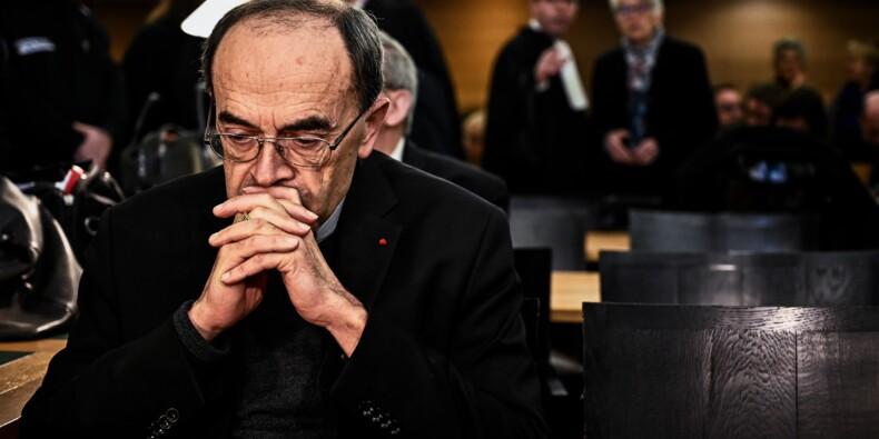 """""""Menteur"""": le cardinal Barbarin accablé par la partie civile"""