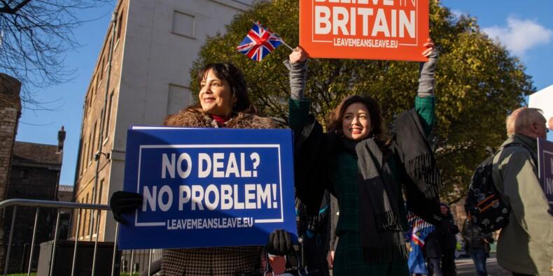 Brexit : bientôt le verdict des députés sur l'accord de divorce de Theresa May