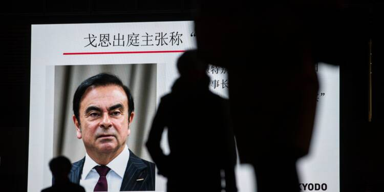 Ghosn: le tribunal rejette une demande de fin de détention