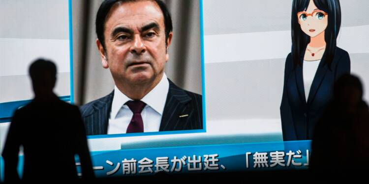 """Carlos Ghosn fustige sa détention prolongée, impensable dans toute """"autre démocratie"""""""