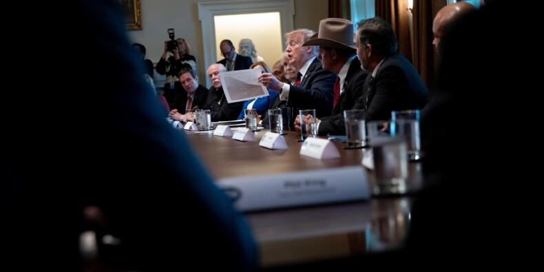 """Le """"shutdown"""" en passe de devenir le plus long de l'histoire américaine"""