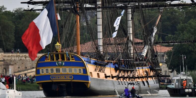Tourisme: Rochefort veut rester dans le vent et voit plus loin que l'Hermione