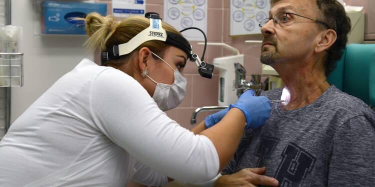 Cancer: privés de larynx mais pas de leur voix, grâce à une application tchèque