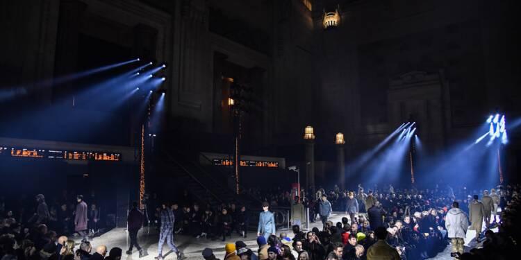 Zegna et Plein lancent de manière grandiose la Fashion week de Milan