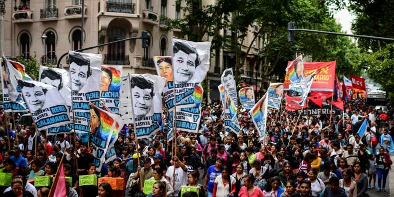 En Argentine, la crise économique pèse sur les espoirs de réélection de Macri