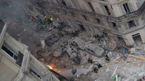 Explosion à Paris: 4 morts après la découverte d'une femme dans les décombres