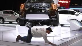"""""""En transition"""", l'automobile se réunit à Detroit"""