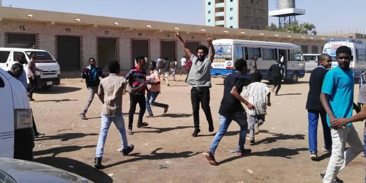 Soudan: tirs de gaz lacrymogènes sur les manifestants à Khartoum et au Darfour