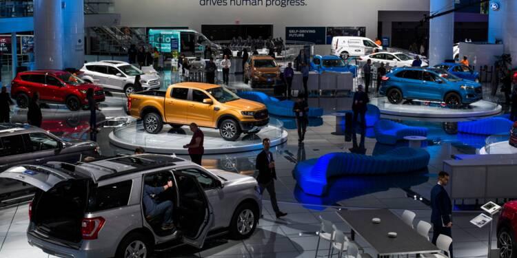 Le salon automobile de Détroit s'ouvre dans un climat d'incertitude