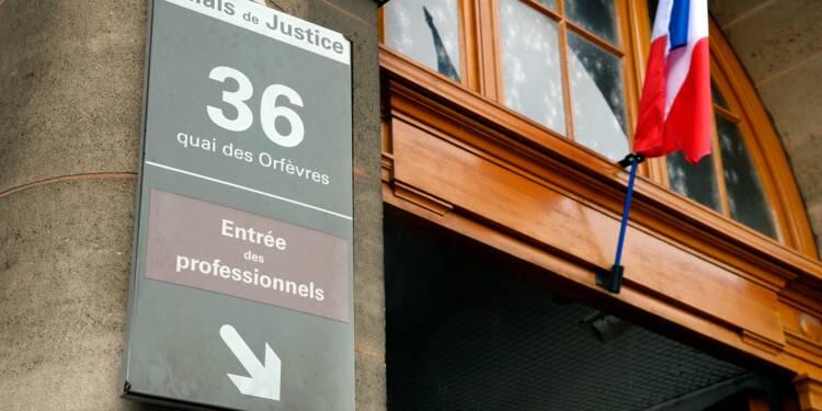 """Procès du viol du Quai des orfèvres: l'accusatrice est allée au """"36"""" pour être en """"sécurité"""""""