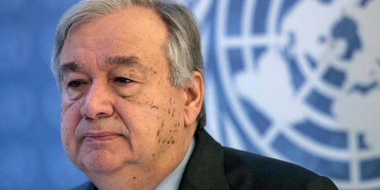 ONU: Guterres alerte sur une situation financière défaillante