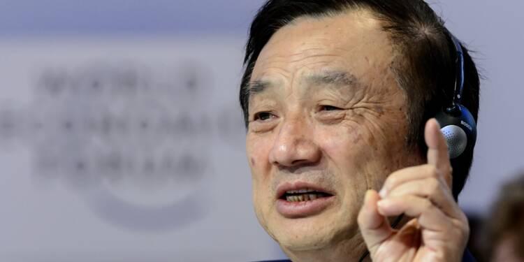 """""""Le monde ne peut pas se passer"""" de Huawei, selon son fondateur"""