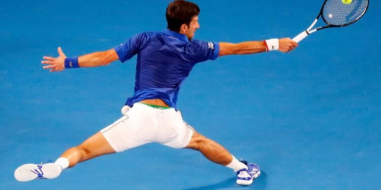 Open d'Australie: Djokovic éteint Tsonga, Pouille ravive la flamme