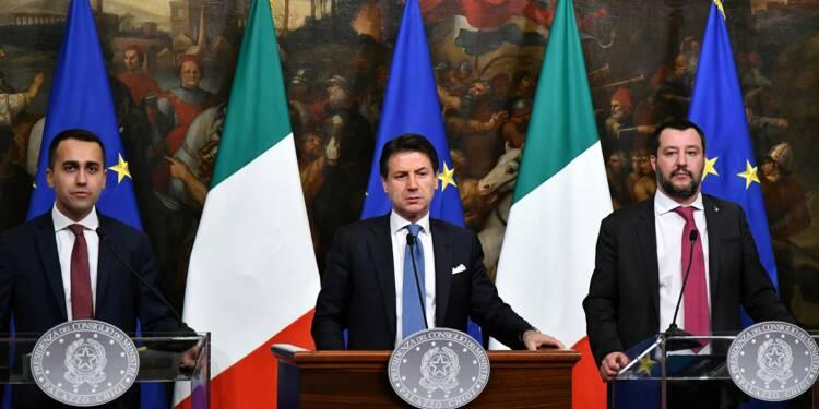 Italie: le gouvernement populiste adopte le revenu de citoyenneté et la réforme des retraites