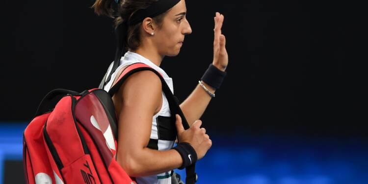 Open d'Australie: Garcia K.O., Sharapova détrône Wozniacki