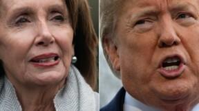 """Pelosi repousse un voyage en Afghanistan, Trump prévoit une """"annonce majeure"""""""