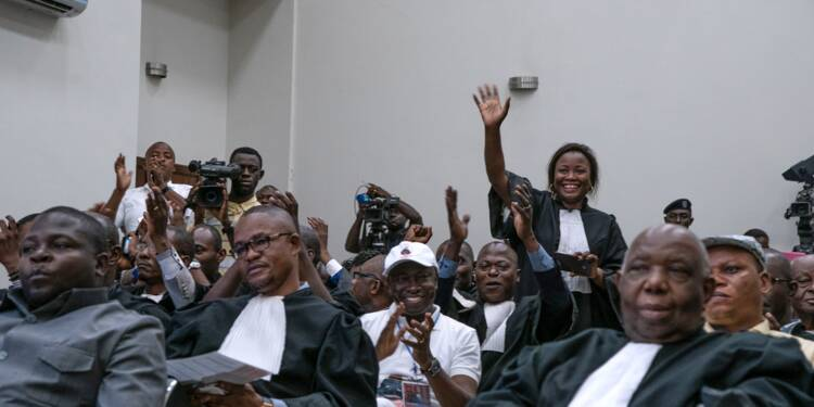 RDC: Félix Tshisekedi proclamé président par la Cour constitutionnelle