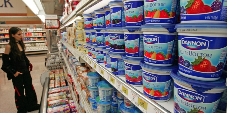 Chez Danone, à la recherche incessante du prochain yaourt à la mode