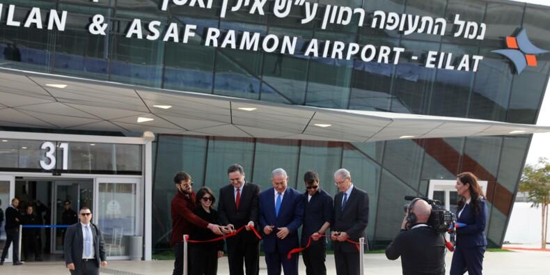 Israël inaugure un nouvel aéroport proche de la mer Rouge