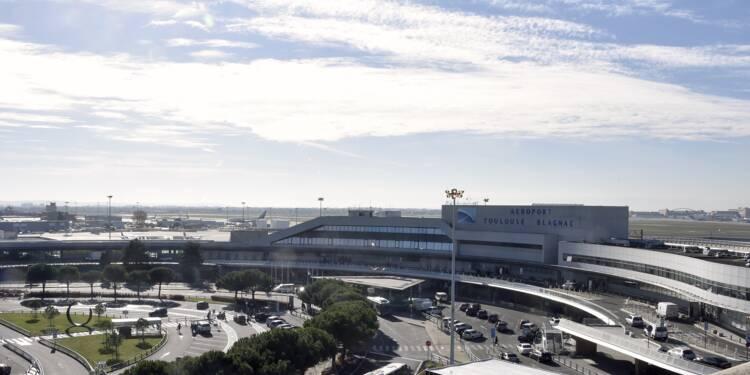 À Toulouse, le 3e aéroport régional vise les 10 millions de passagers