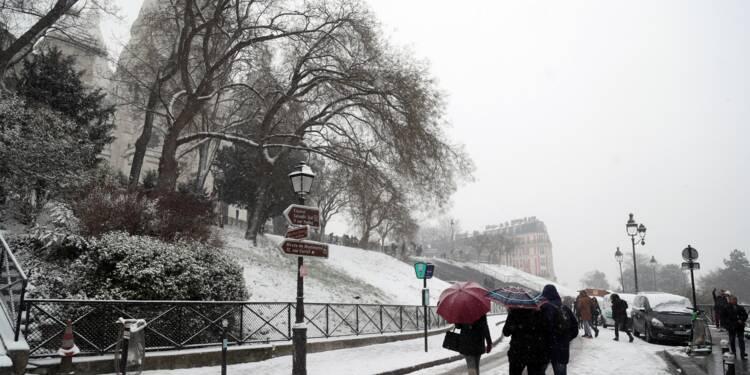 """Neige: le plan """"grand froid"""" activé dans 22 départements"""