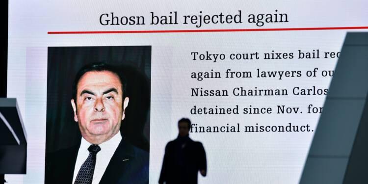 Renault: un tandem Bolloré-Senard pour succéder à Ghosn