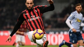 Transfert : Higuain veut se relancer chez le Chelsea de Sarri