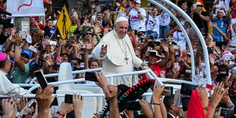 Le pape arrive au Panama sur un continent secoué par la crise vénézuélienne