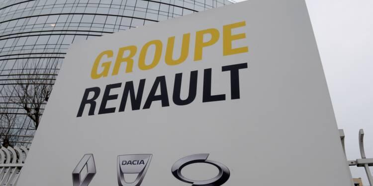 """Renault: la CGT réclame un nouveau """"plan stratégique industriel"""""""