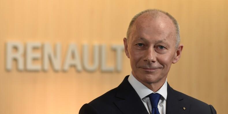 Sorti de l'ombre de Ghosn, Thierry Bolloré va piloter Renault au jour le jour
