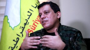 """Le """"califat"""" de l'EI en Syrie sera défait d'ici un mois, selon un haut commandant"""