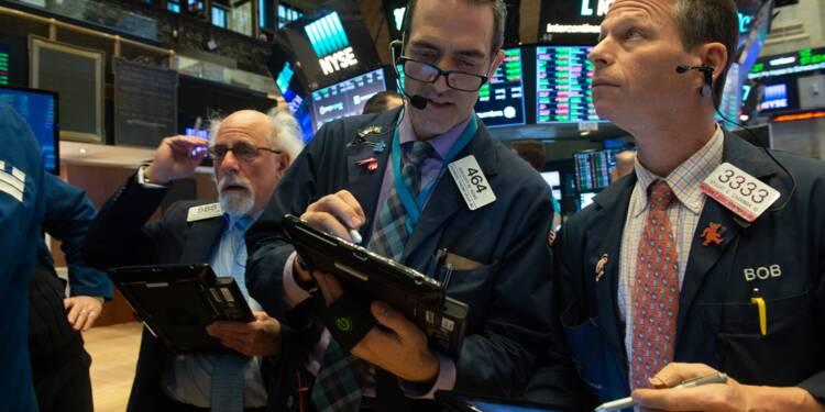 Wall Street, en pleine saison de résultats, ouvre en hausse