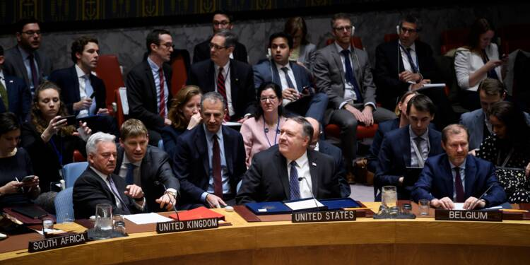Venezuela: à l'ONU, Américains et Européens affichent leur soutien à Guaido