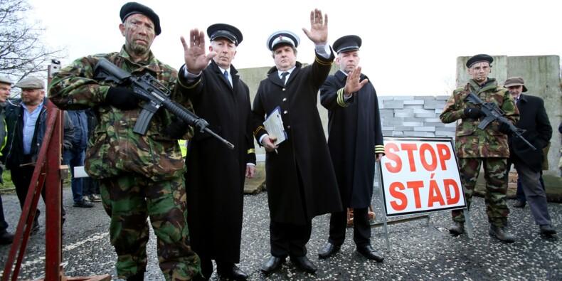 Brexit : scénario catastrophe en vue pour la frontière irlandaise ?
