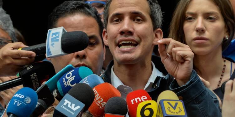 Venezuela: Guaido appelle à manifester pour faire basculer l'armée