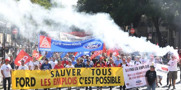 Ford-Blanquefort: le repreneur potentiel doit présenter des garanties