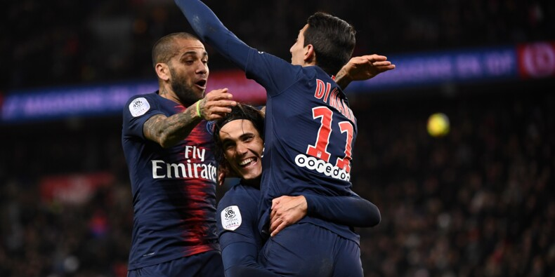 Ligue des champions: le PSG se prépare au grand rendez-vous de Manchester sans Neymar