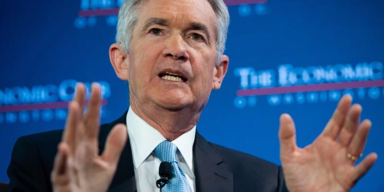 """La Fed laisse les taux inchangés et promet d'être """"patiente"""""""