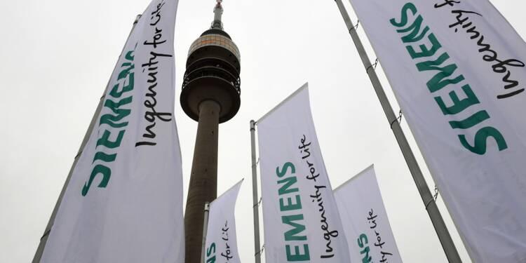 """Siemens tacle les """"technocrates"""" qui menacent son mariage avec Alstom"""