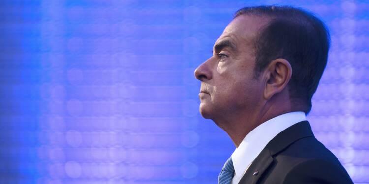 """Renault: Ghosn est """"prêt"""" à rembourser les 50.000 euros de son mariage à Versailles"""