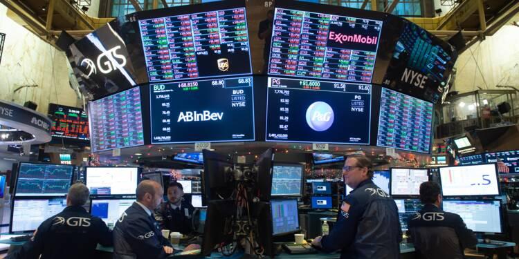 Wall Street ouvre en ordre dispersé après des résultats mitigés