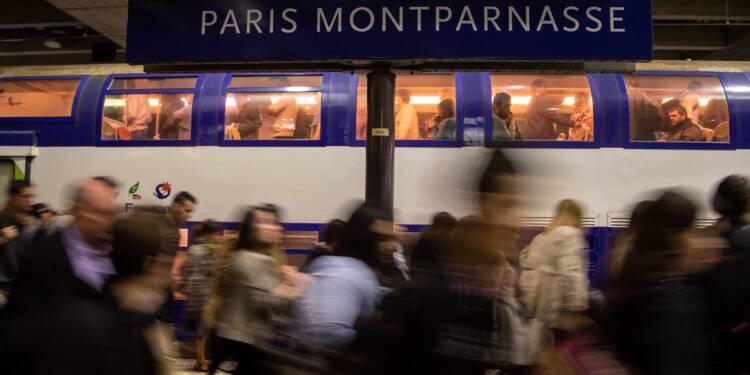 Pannes à Paris-Montparnasse: retour à la normale prévu vendredi