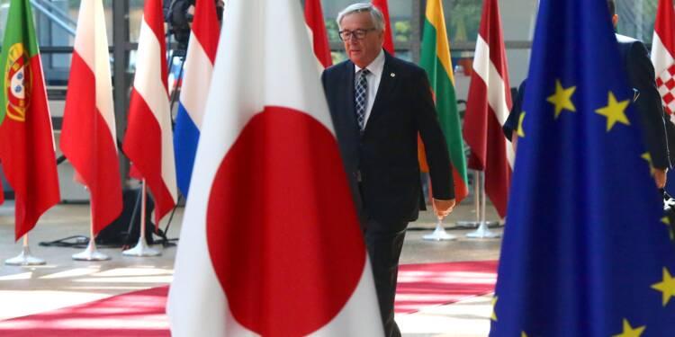 Le plus vaste accord commercial du monde entre en vigueur