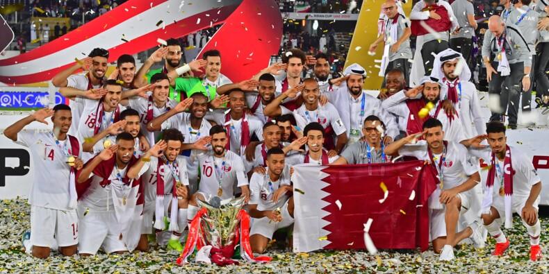 Le Qatar, organisateur du Mondial-2022, remporte sa première Coupe d'Asie