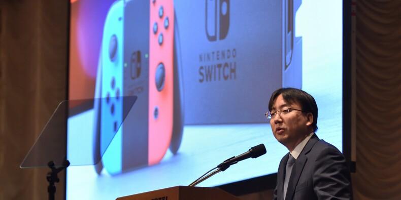 Nintendo: une nouvelle Switch attendue pour contrer l'essoufflement