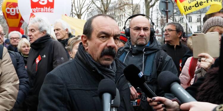 """La CGT organise son grand débat """"sur le bitume"""" mardi"""